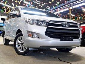 2017 Toyota Innova 2.8 E Diesel Manual Casa-Maintained