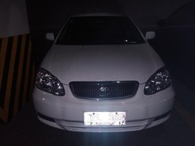 Sell Used 2002 Toyota Corolla Altis Automatic in Quezon City