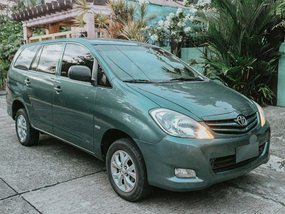 2010 Toyota Innova 2.0 E M/T for sale in Pasig