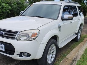 2nd-hand Ford Everest 2013 for sale in Quezon City
