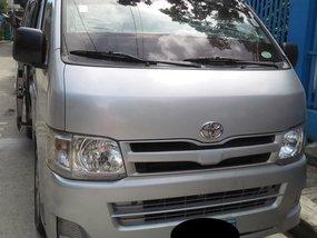 2013 Toyota Hiace for sale in Dasmarinas
