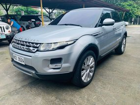 Second-hand Land Rover Range Rover Evoque 2015 for sale in Pasig