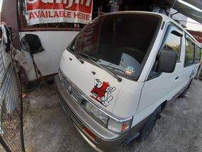 2013 Nissan Urvan Manual Diesel for sale