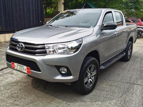 2016 Toyota Hilux for sale in Pasig