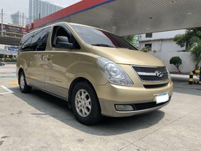 Used Hyundai Grand Starex 2008 for sale in Quezon City