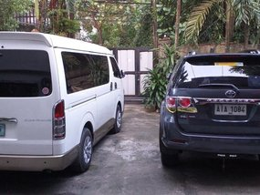 2nd-hand Toyota Hiace 2013 for sale in Quezon City