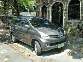 Grey Toyota Avanza 2012 at 62000 km for sale