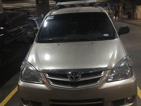 Toyota Avanza 2008 for sale in Manila