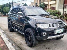 2012 Mitsubishi Montero for sale in Quezon City