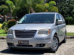 Selling Chrysler Town And Country 2008 Automatic Gasoline
