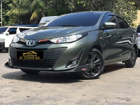 2019 Toyota Vios 1.3E AT Dual VVT-i