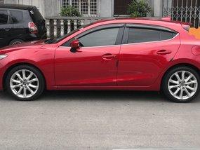 2016 Mazda 3 Hatchback Sky
