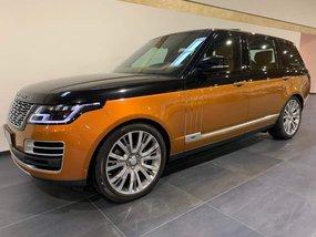 Brand New 2020 Land Rover Range Rover Autobiography SV long wheelbase