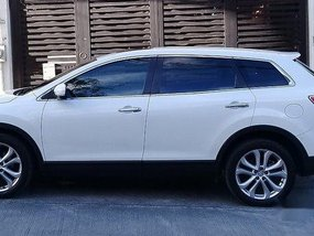 White Mazda Cx-9 2011 for sale in Manila