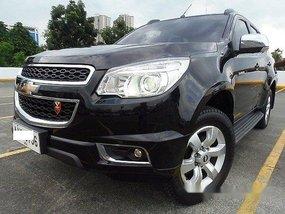 Black Chevrolet Trailblazer 2015 at 28000 km for sale