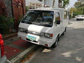 Selling White Mitsubishi L300 2013 at 70000 km