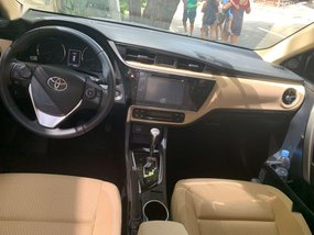 Sell Black 2018 Toyota Corolla Altis in Quezon City