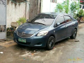 Selling Blue Toyota Vios 2009 at 80000 km