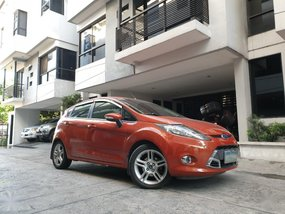 2012 Ford Fiesta for sale in Quezon City