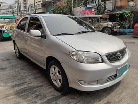 2004 Toyota Vios for sale in Manila