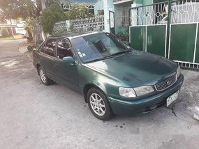 Sell Green 1999 Toyota Corolla at 184180 km
