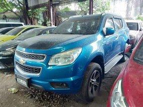 Sell Blue 2016 Chevrolet Trailblazer in Makati