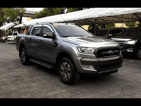 Ford Ranger 2018 Truck for sale in Cainta