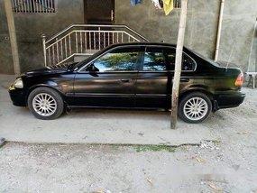 Black Honda Civic 1998 for sale in Santa Rita