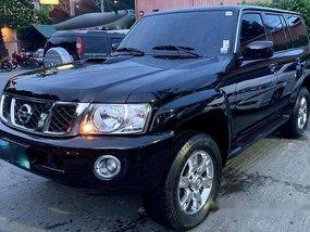 Black Nissan Patrol 2010 for sale in Pasig