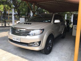 Toyota Fortuner 2015 for sale in Pasig