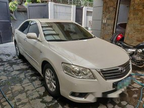 Selling White Toyota Camry 2009 Automatic Gasoline