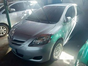 Silver Toyota Vios 2009 at 10000 km for sale