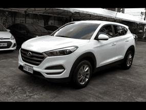 Selling Hyundai Tucson 2016 Automatic Diesel