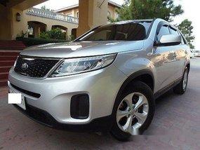 Selling Silver Kia Sorento 2014 in Quezon City