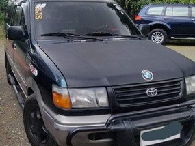 Selling Green 1999 Toyota Revo at 130000 km