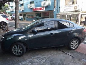 Grey Mazda 2 2013 Automatic Gasoline for sale