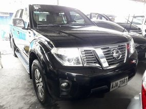 Black Nissan Navara 2015 Automatic Diesel for sale