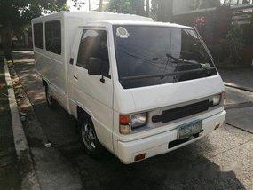 White Mitsubishi L300 2011 at 80000 km for sale