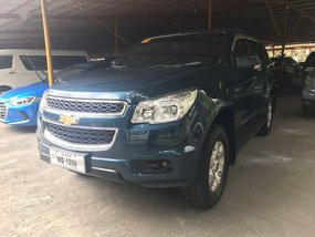 Chevrolet Trailblazer 2016 for sale in Pasig