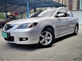 Sell Silver 2010 Mazda 3 at 89000 km