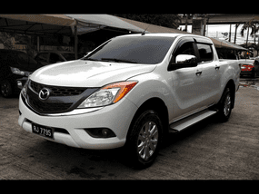 Mazda Bt-50 2016 Truck Automatic Diesel for sale