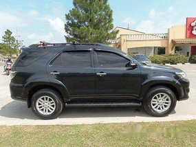 Selling Toyota Fortuner 2014 at 27000 km in Quezon City