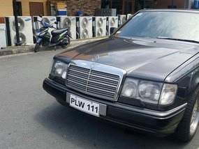 Mercedes-Benz E-Class 1987 for sale in Rizal
