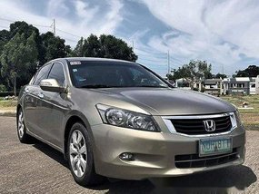 Selling Gold Honda Accord 2010 Automatic Diesel in Manila