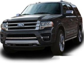 Selling Ford Expedition 2019 Automatic Gasoline