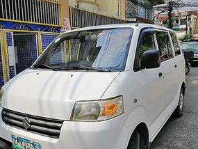 Selling White 2008 Suzuki Apv in Manila
