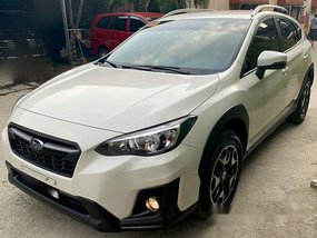 White Subaru Xv 2018 for sale in Pasig