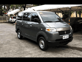 Selling Suzuki Apv 2017 in Cainta