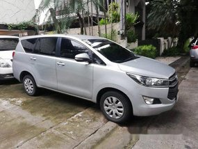 Sell Silver 2017 Toyota Innova Manual Diesel at 109000 km