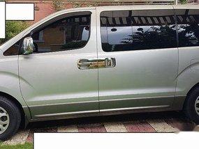 Selling Silver Hyundai Grand Starex 2008 Automatic Diesel
